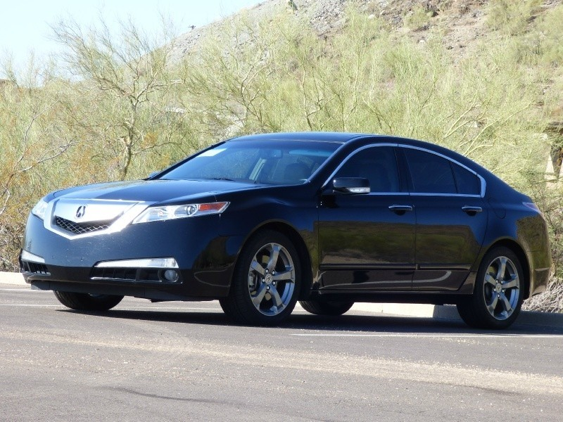 2011 Acura TL 4dr Sdn 2WD Tech PACKG