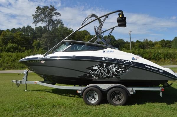 2014 Yamaha 212x Boats For Sale