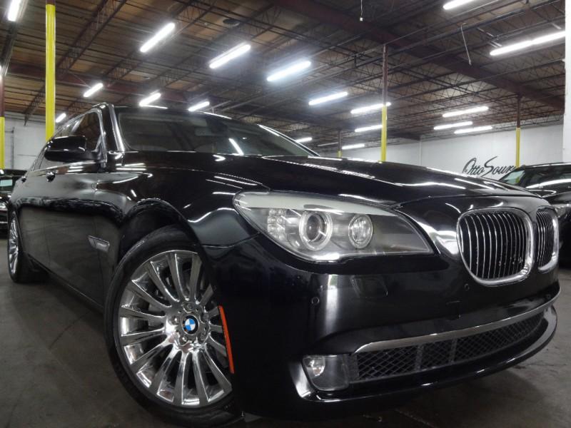 2009 BMW 750Li W /PREMIUM LUXURY PKG W/NAVIGATION