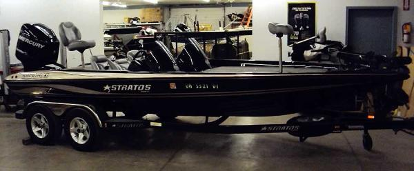 2006 Stratos Boats 201 Pro XL