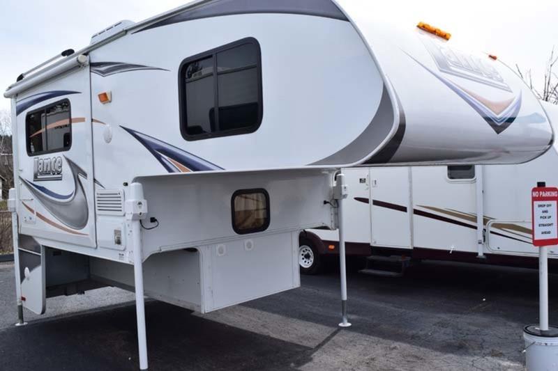 Lance Truck Camper 855S
