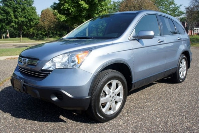 2008 Honda CR-V EXL EX-L MOONROOF ONE OWNER AWD