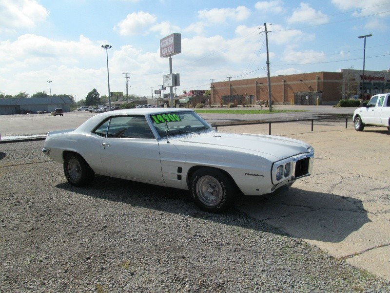 Pontiac Firebird Cars For Sale In Oklahoma