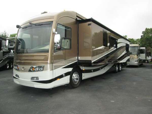 2013  American Coach  Eagle 45N (500 hp)
