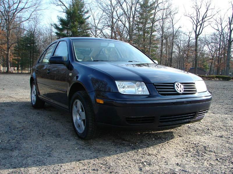 1999 Volkswagen Jetta GLS 4dr New Sedan