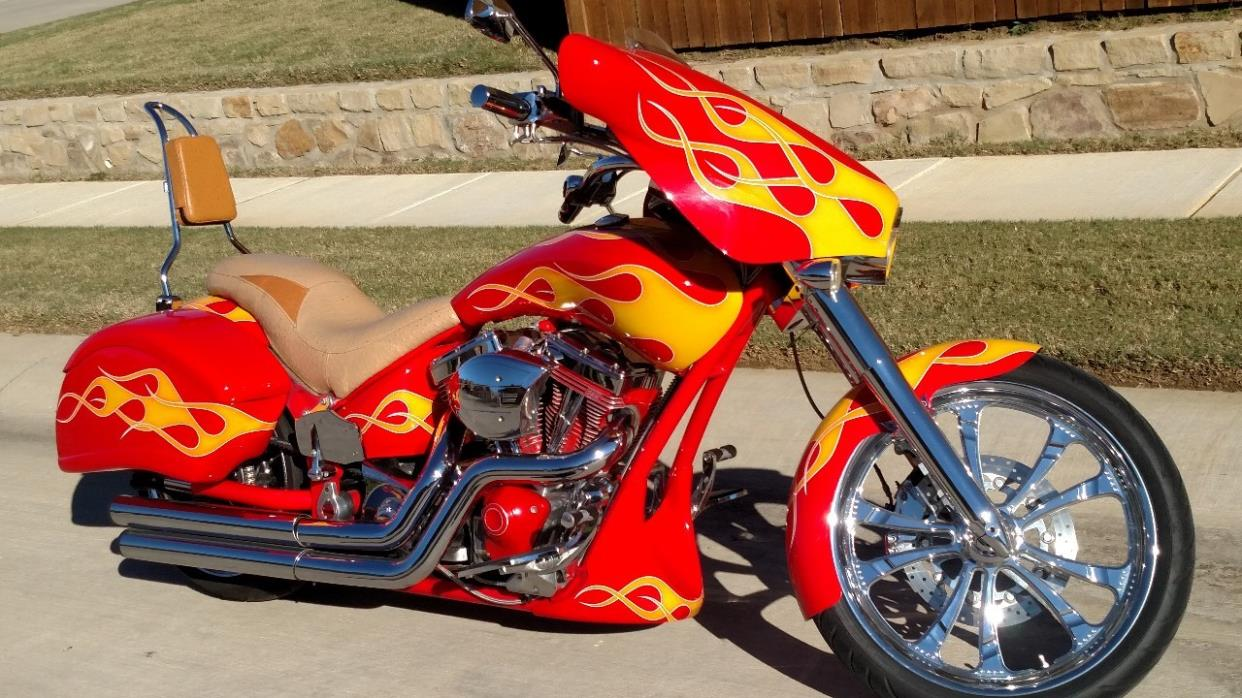 Big Dog Motorcycles Bagger Motorcycles For Sale