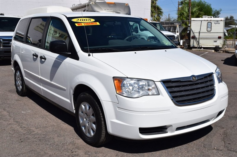 2008 chrysler town and country lx cars for sale. Black Bedroom Furniture Sets. Home Design Ideas