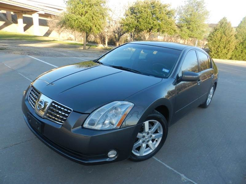 2005 nissan maxima 3 cars for sale. Black Bedroom Furniture Sets. Home Design Ideas