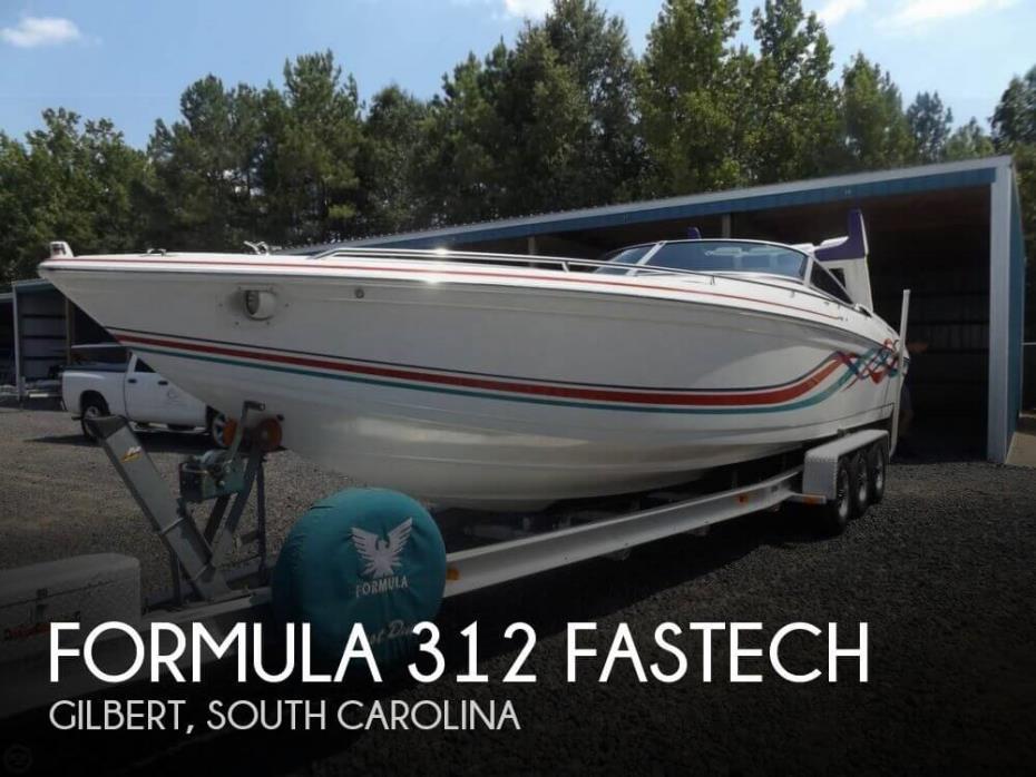 1997 Formula 312 Fastech