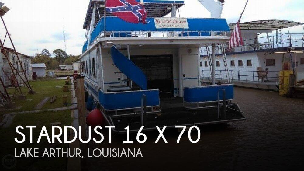1997 Stardust Cruiser 16 x 70
