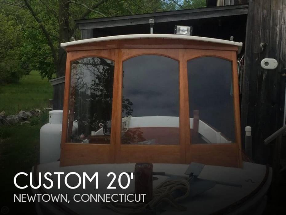 2001 Custom Weston Farmer 20
