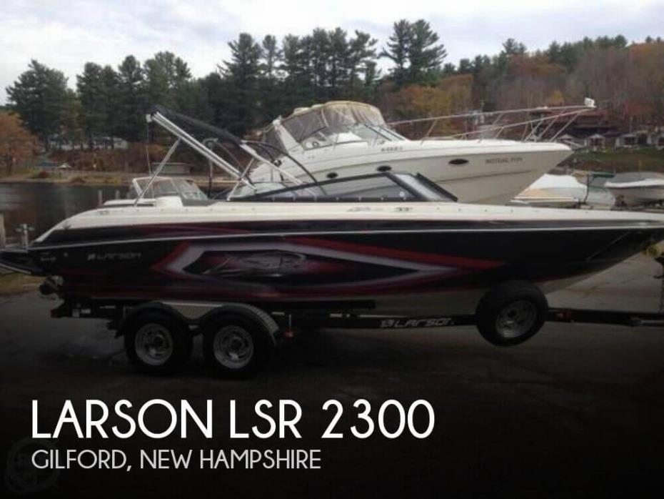 2013 Larson LSR 2300