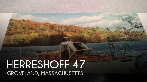 1951 Herreshoff 47