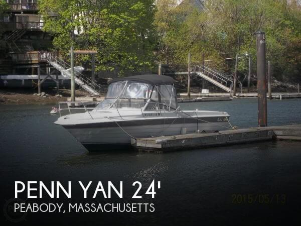 1987 Penn Yan Challenger 240