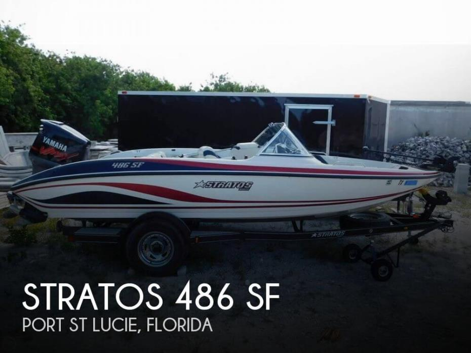 2008 Stratos 486 SF