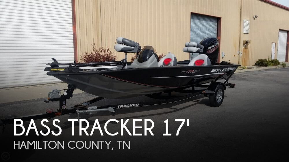 2015 Bass Tracker Pro 175 TXW