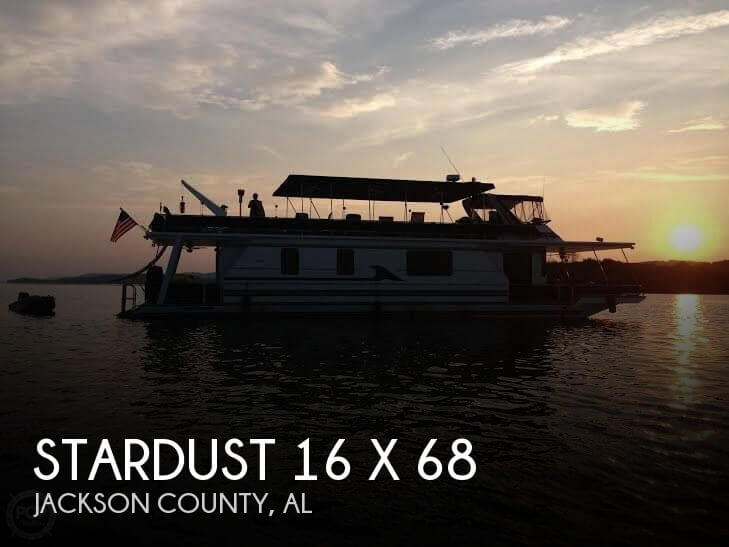 1997 Stardust Cruiser 16 x 68