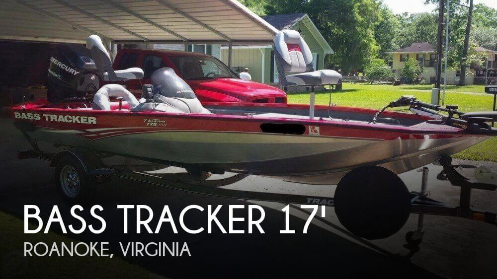 2013 Bass Tracker Pro Pro Team 175 TXW