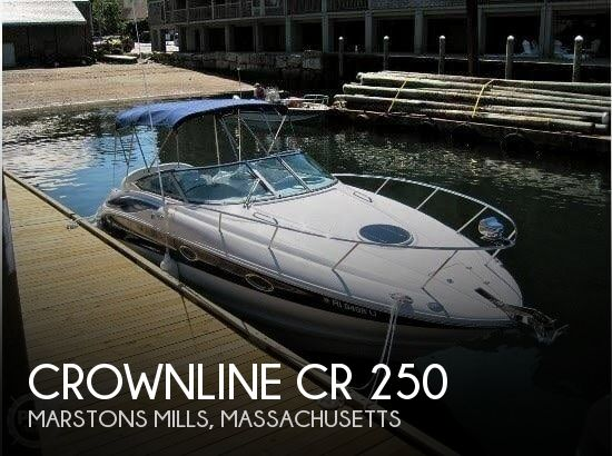 2009 Crownline CR 250