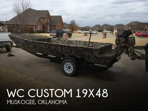 2013 WC Custom 19x48