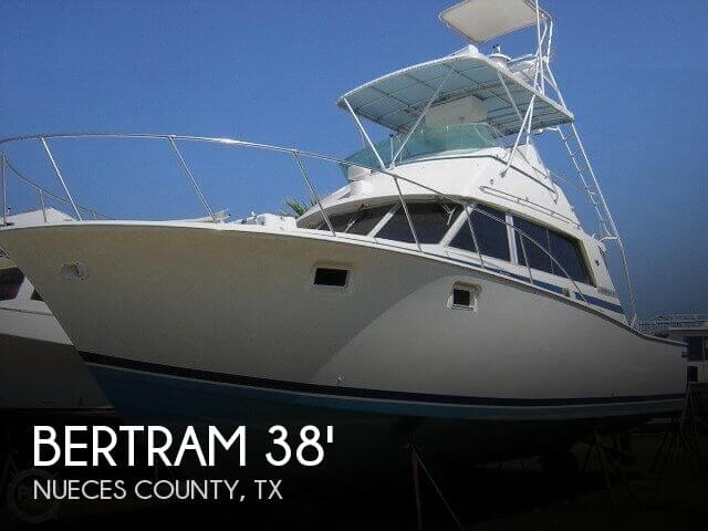 1980 Bertram 38 III Convertible
