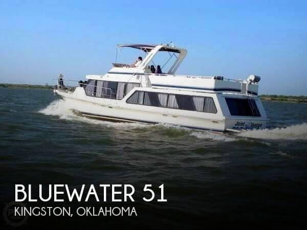1985 Bluewater 51