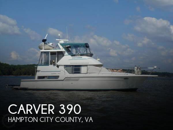 1994 Carver 390
