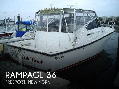 1991 Rampage 36