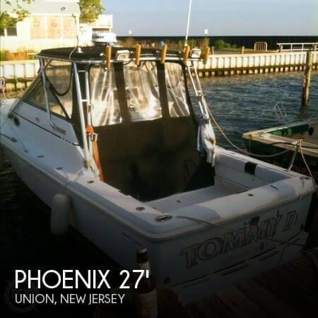 1998 Phoenix 27 Tournament Sport Fisherman