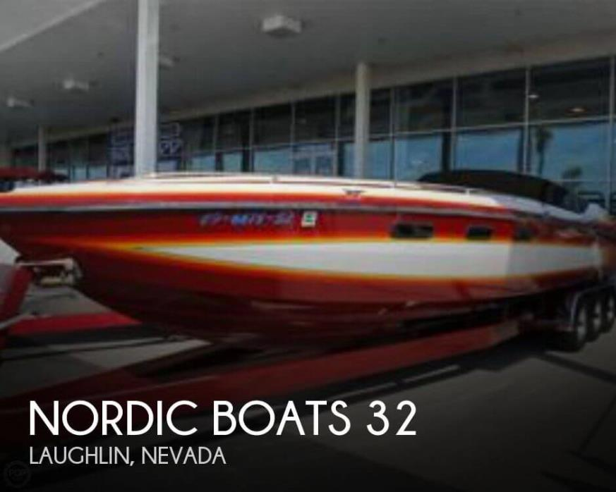 1991 Nordic Boats 32