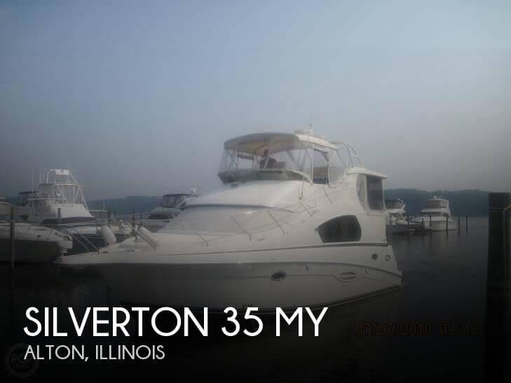 2006 Silverton 35 MY