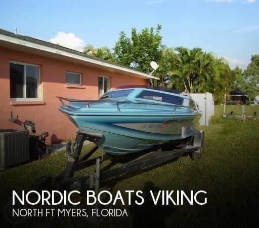 1986 Nordic Boats Viking