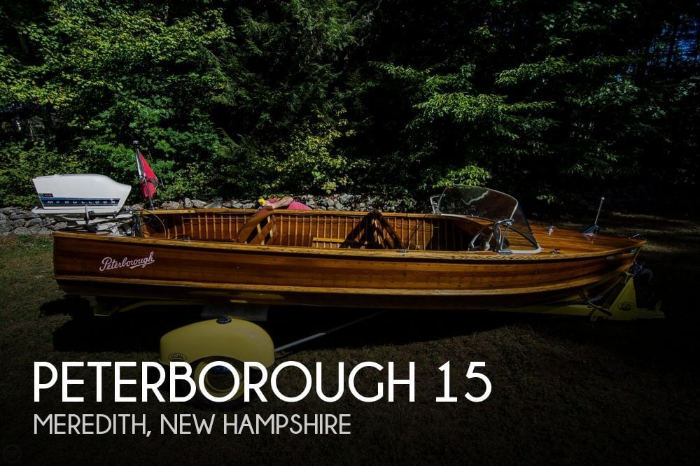 1953 Peterborough 15