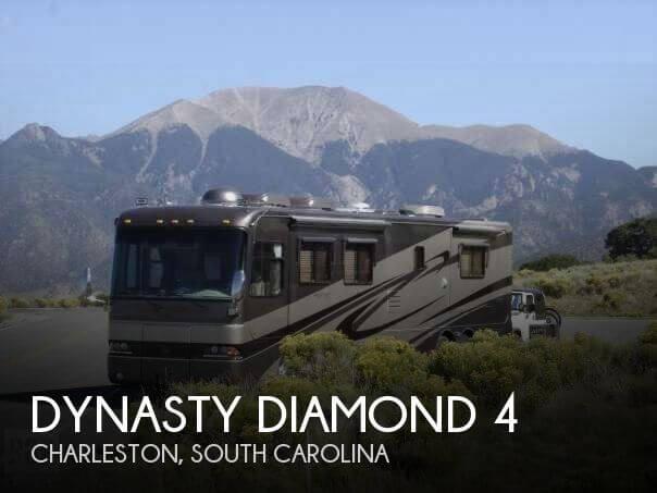 2004 Monaco Dynasty Diamond 4