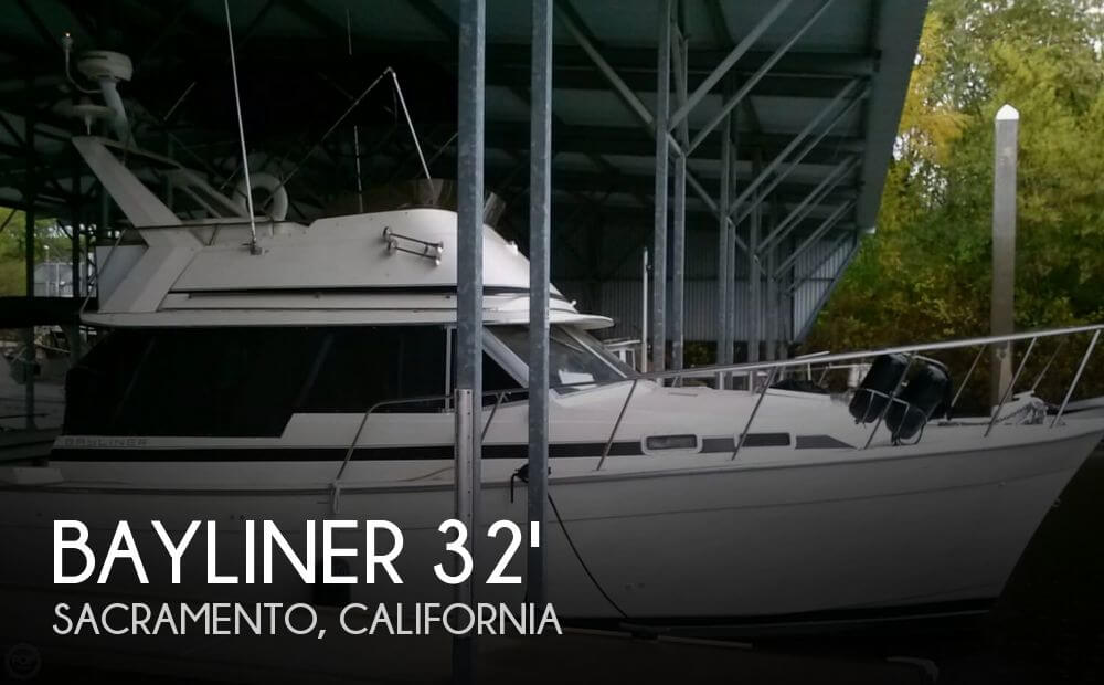 1985 Bayliner 3270 Motor Yacht