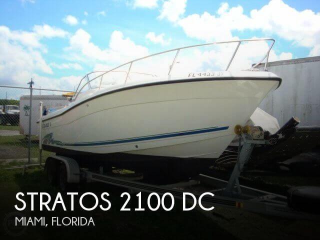 1997 Stratos 2100 DC