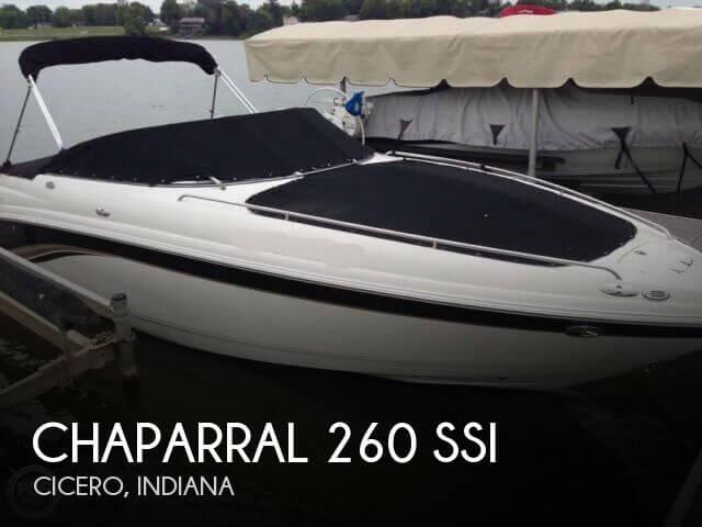 2004 Chaparral 260 SSI