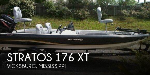 2011 Stratos 176 XT