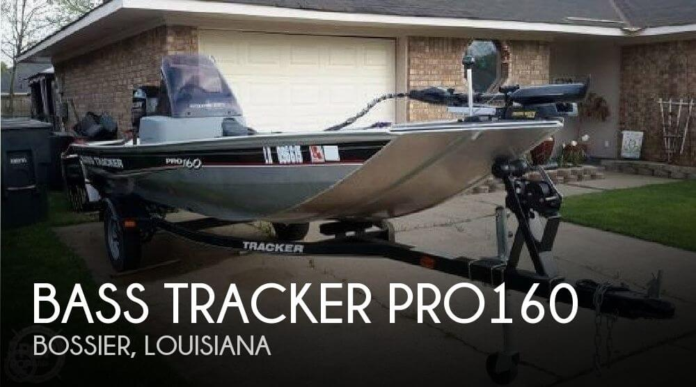 2013 Bass Tracker Pro Pro160
