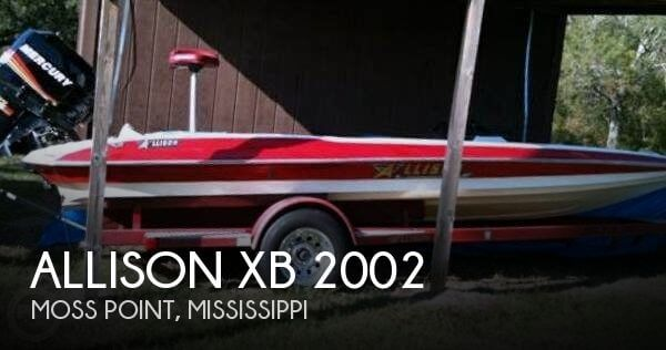 1988 Allison XB 2002