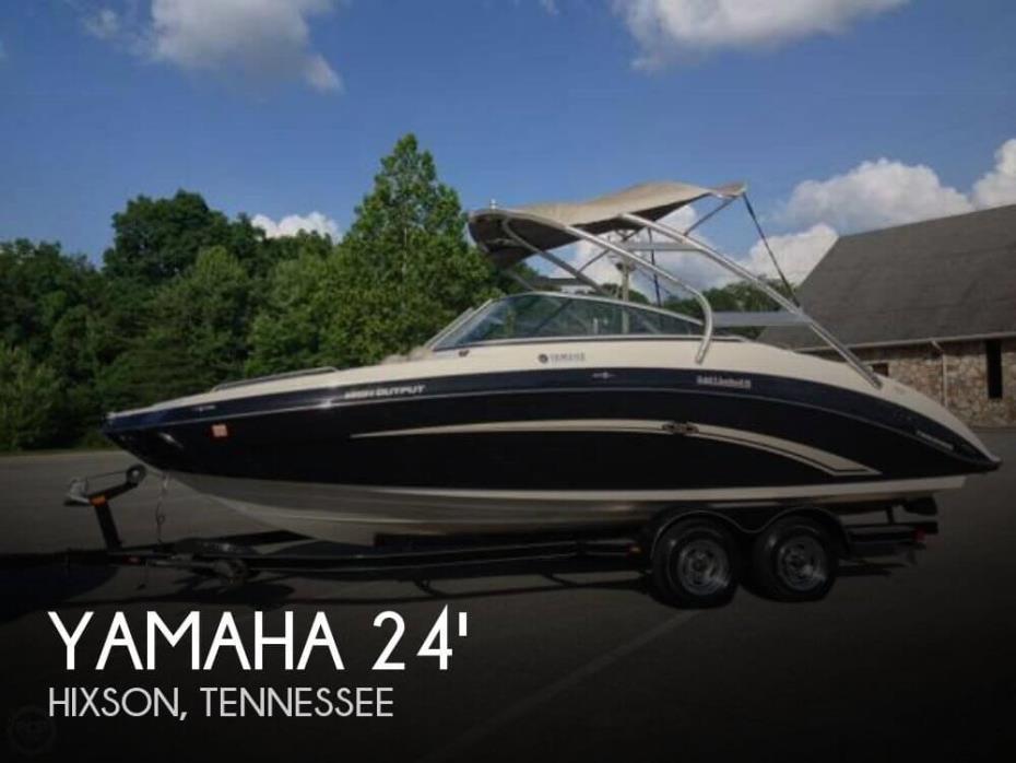 2010 Yamaha AR 242 Limited S