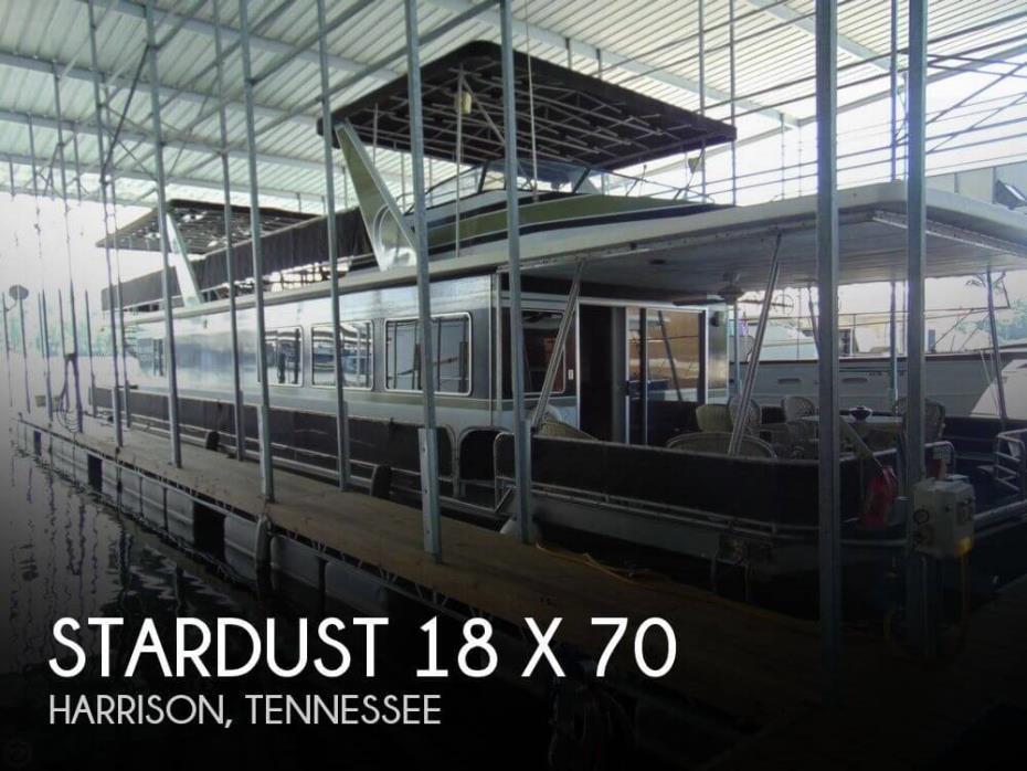 1984 Stardust Cruiser 18 x 70