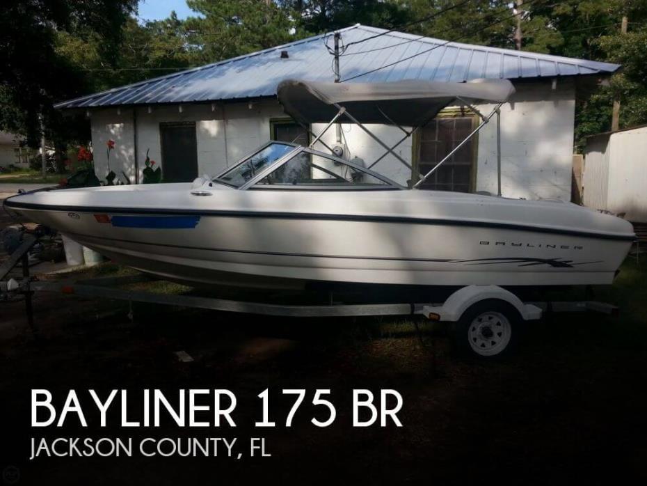2004 Bayliner 175 BR