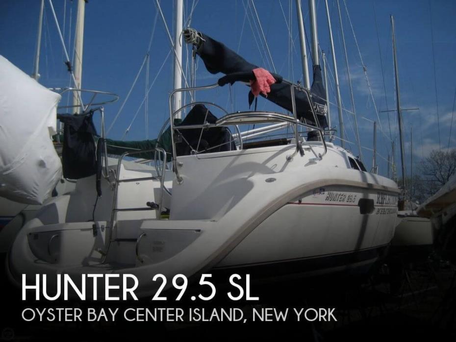 1995 Hunter 29.5 SL