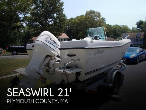 1999 Seaswirl Striper 2100 CC