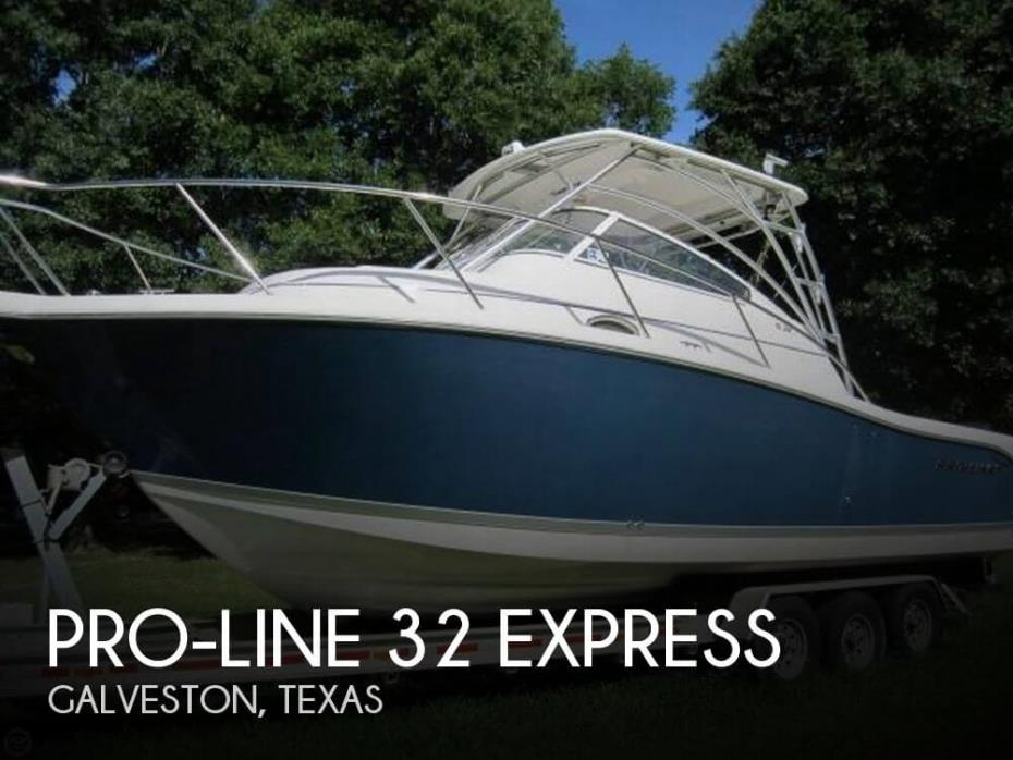 2008 Pro-Line 32 Express