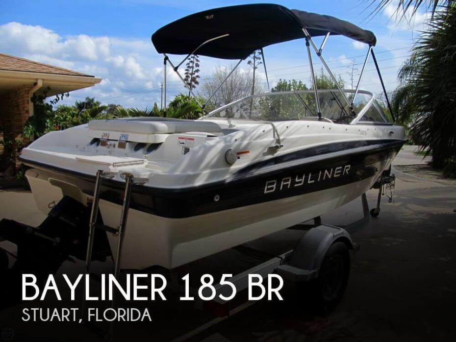 2011 Bayliner 185 BR