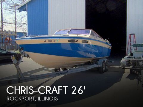 1983 Chris-Craft 260 Stinger