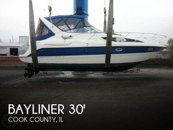 2007 Bayliner 305 Cruiser