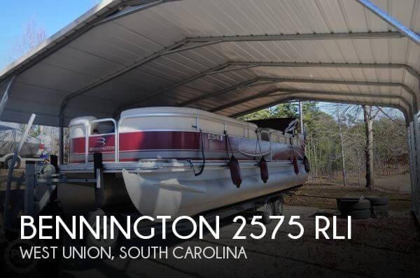 2008 Bennington 2575 RLI